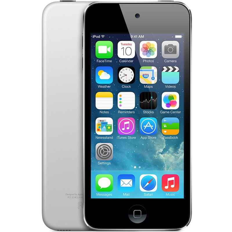 Ipod touch 5th generation blue 32gb for Housse ipod touch 5